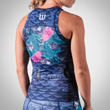 Women's BlackFish 2 Aero Triathlon Top