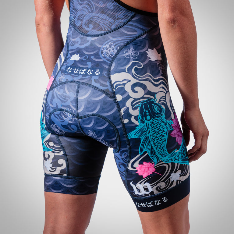 Women's BlackFish 2 Double Strap Bib Short