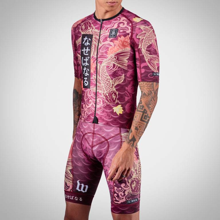Men's BlackFish 2 Aero Jersey