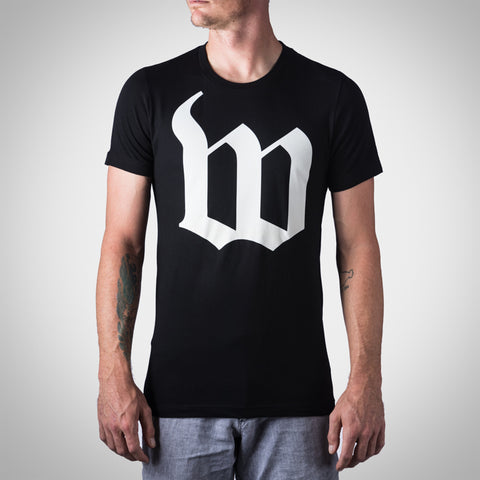 Men's Signature Tee - Black