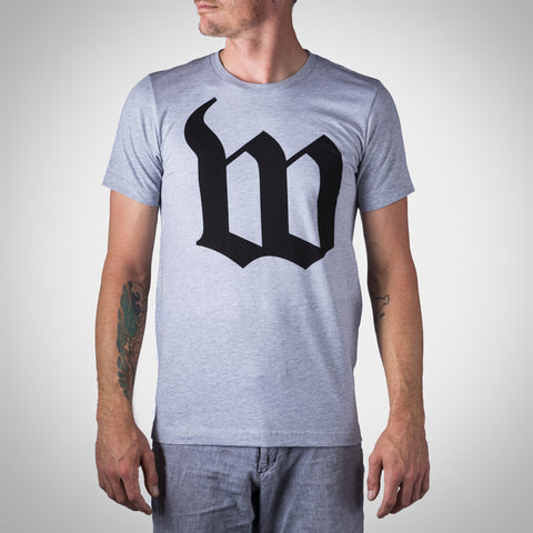 Men's Signature Tee - Grey