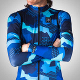 Women's Urban Assault Aero Wind Vest - Hyper Blue