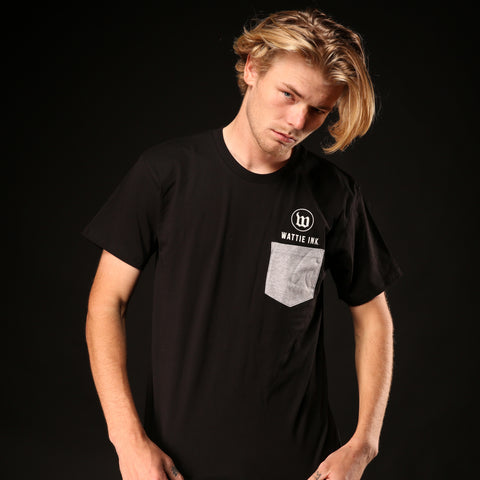 Men's Pocket Tee Street Regime