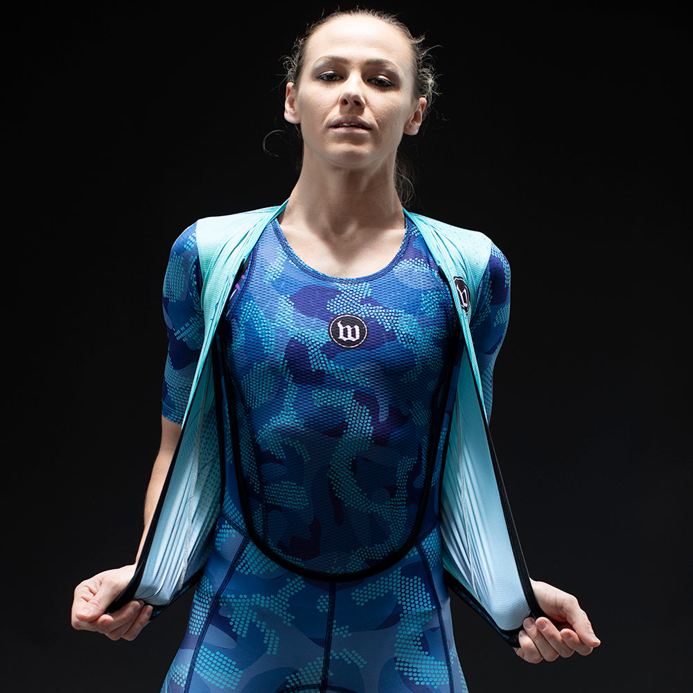 Women's Pixel Camo Contender Base Layer