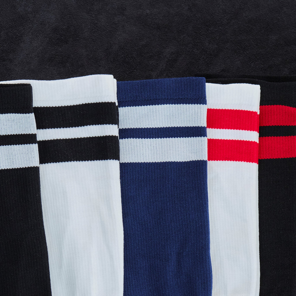 RETROTUBE Socks - White/Red