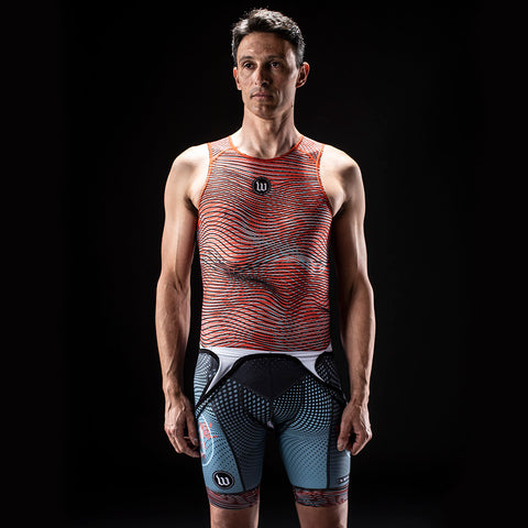 Men's TechnoPop Contender Base Layer - Titan