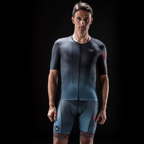 Men's TechnoPop Champion Aero Jersey - Titan
