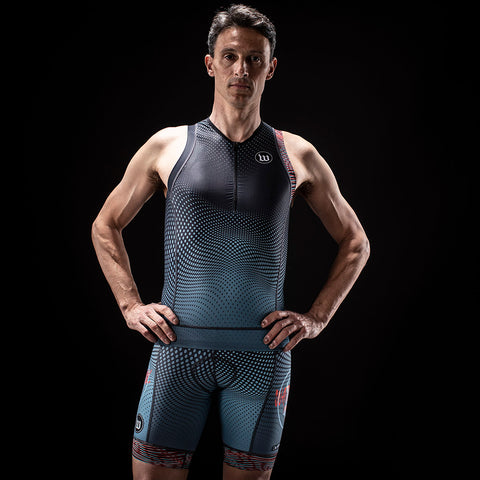 Men's TechnoPop Contender 2.0 Tri Top - Titan
