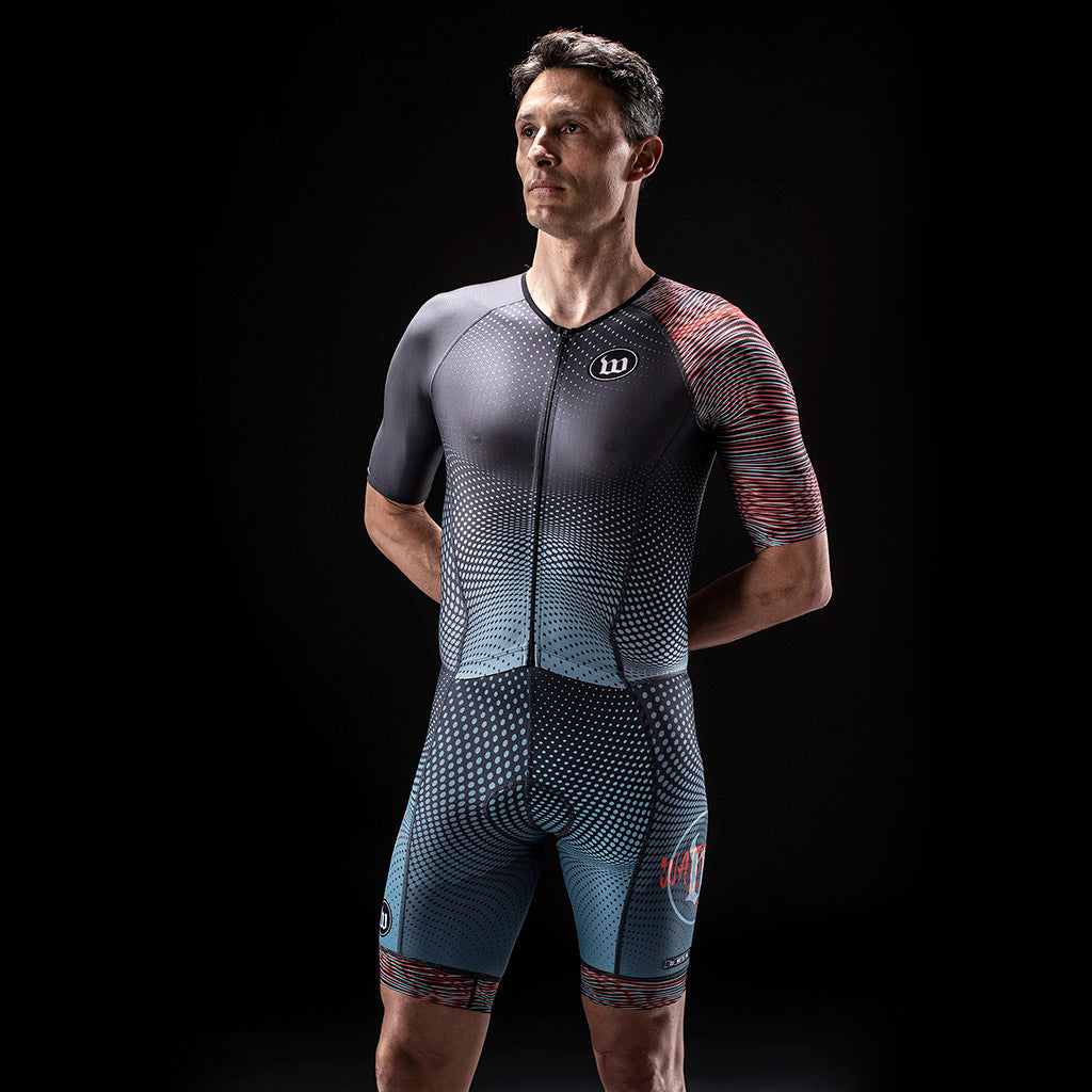 Men's TechnoPop Contender Speedsuit - Titan