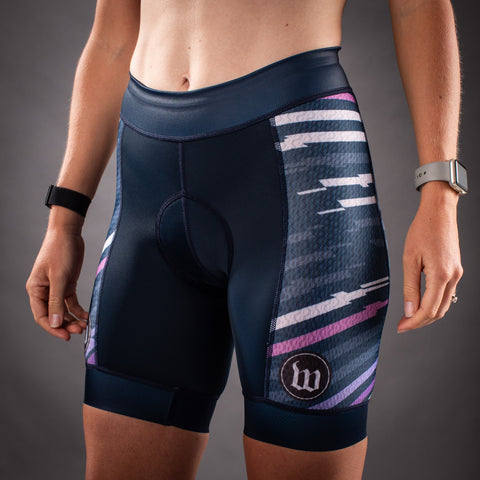 Women's Axiom 2.0 Collection Champion Triathlon Short - Notte