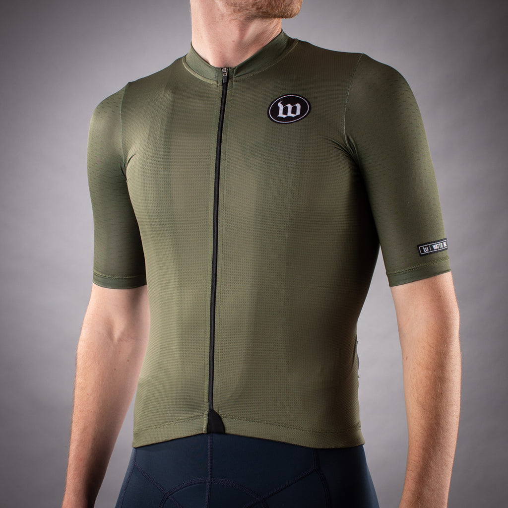 Men's Classics Collection Contender 2.0 SS Cycling Jersey - Pendleton