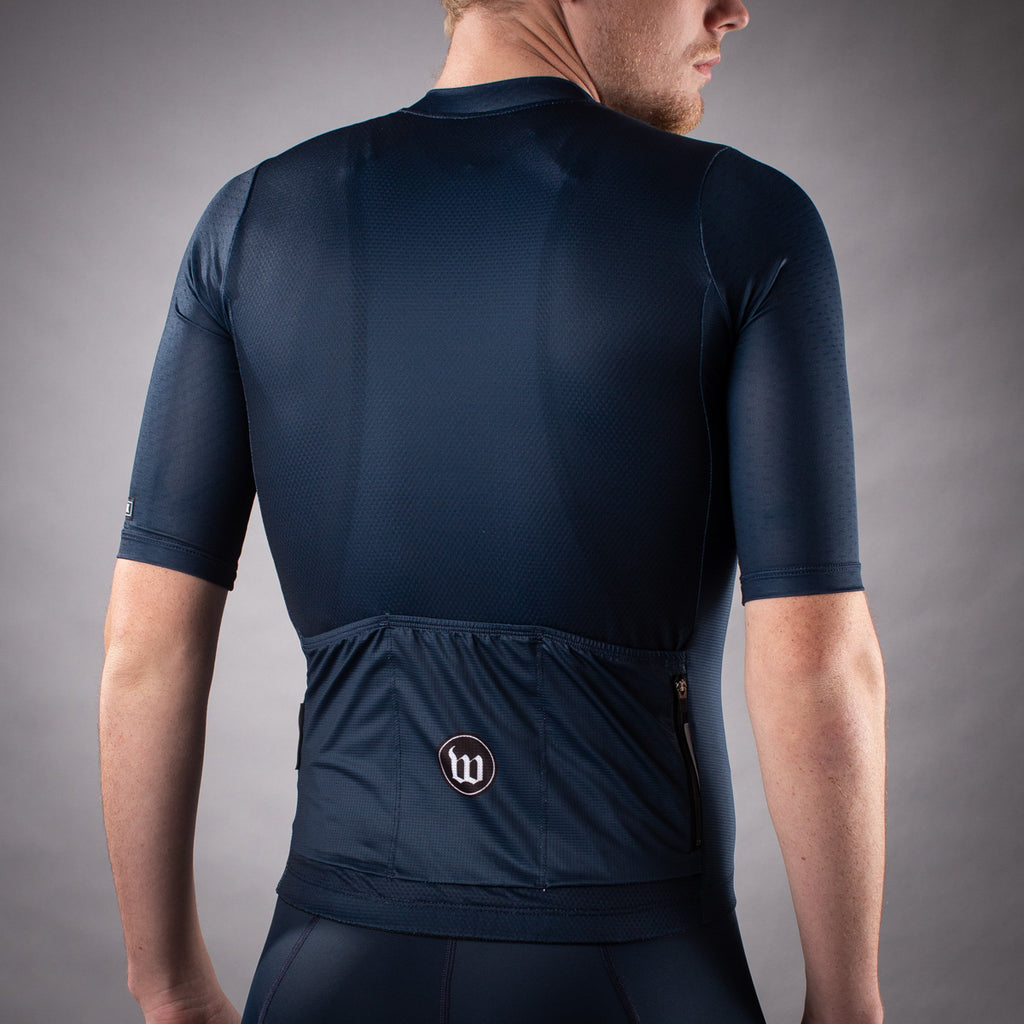 Men's Classics Contender 2.0 SS Cycling Jersey - Notte