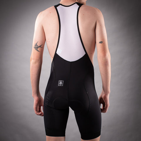 Men's Classics Collection Contender Aero Bib Shorts - Black