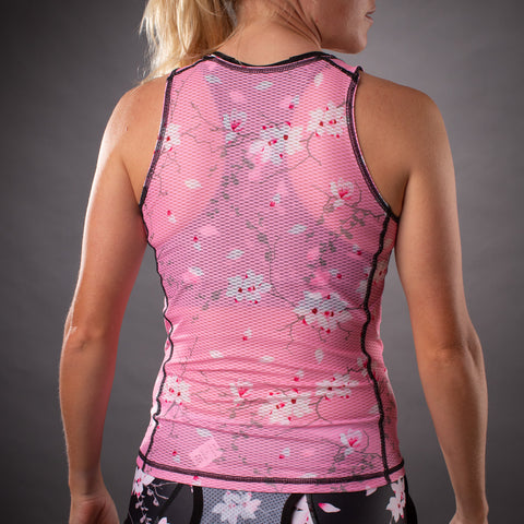 Women's Hana Contender Base Layer - Floral