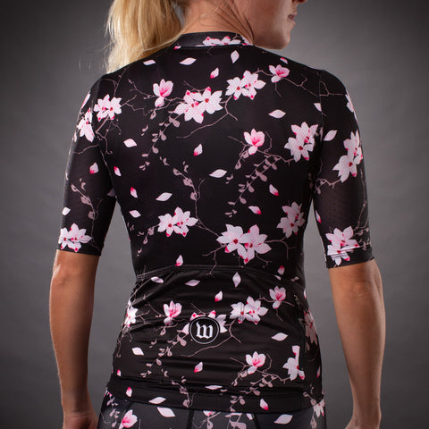 Women's Hana Collection Contender 2.0 Cycling Jersey - Floral
