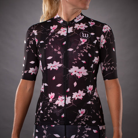 Women's Hana Collection SuperFly Summer Jersey - Floral
