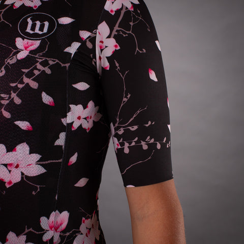 Women's Hana SuperFly Summer Jersey - Floral-hover