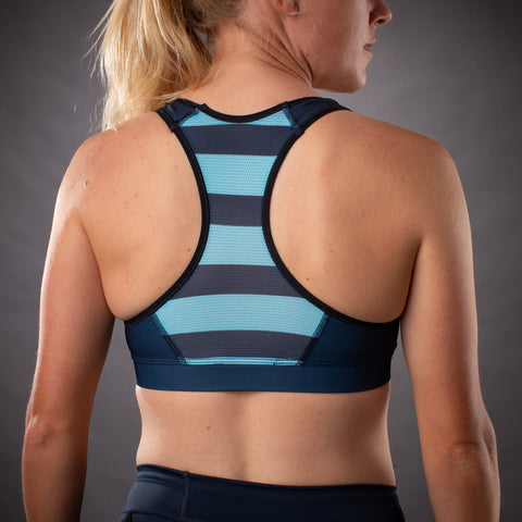 Women's Flash Contender Race Bra - Notte