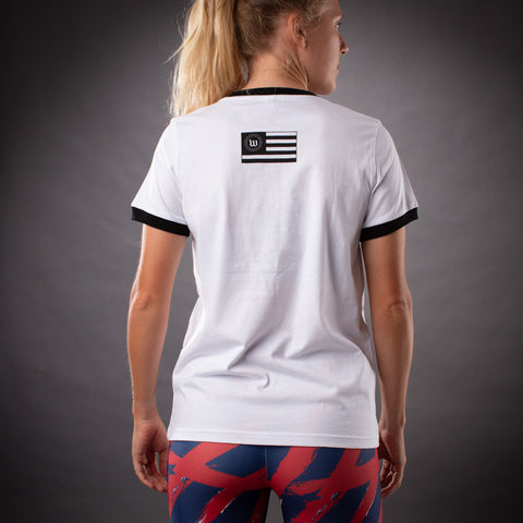 Women's Freedom 3.0 Limited Edition July 4th Tee Shirt-hover