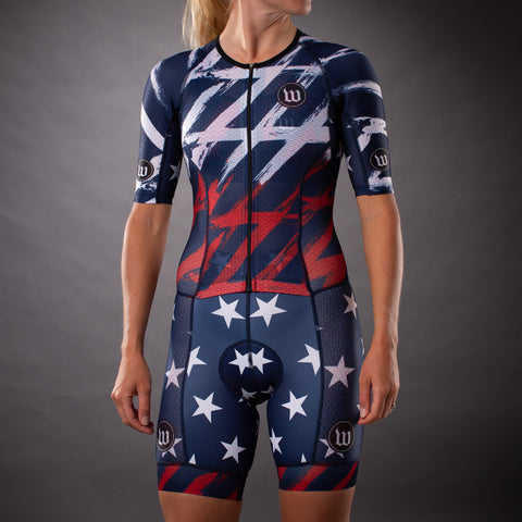 Women's Freedom 3.0 Limited Edition July 4th Speedsuit Bundle