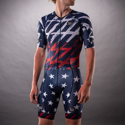 Men's Freedom 3.0 Limited Edition July 4th Speedsuit Bundle