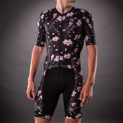 Men's Hana Collection Champion Speedsuit - Floral