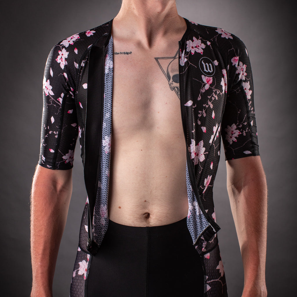 Men's Hana Champion 2.0 Tri Suit - Floral