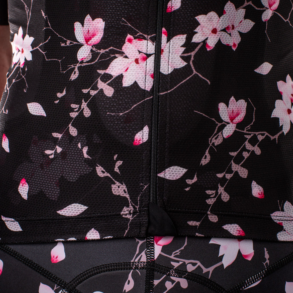 Men's Hana SuperFly Summer Jersey - Floral