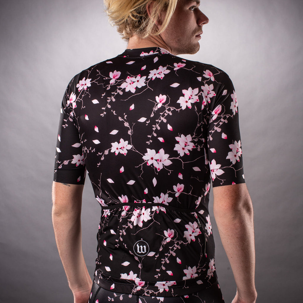 Men's Hana Collection SuperFly Summer Jersey - Floral