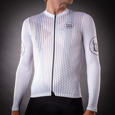 Men's Contender SPF Long Sleeve Jersey - Genisis
