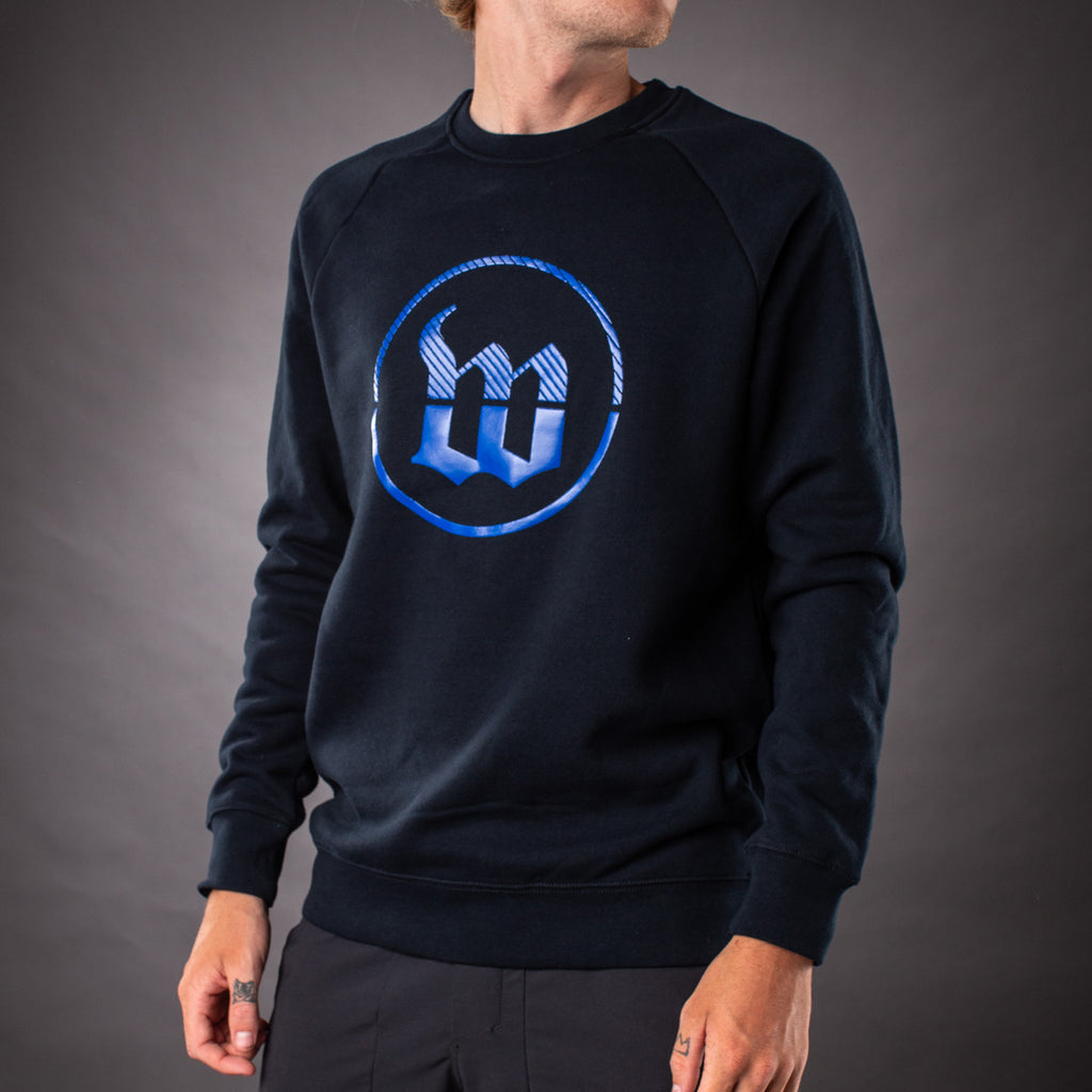 Strand Unisex Pullover - Petrol Blue