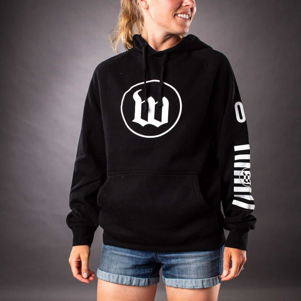 Pacific Unisex Pullover Hoodie