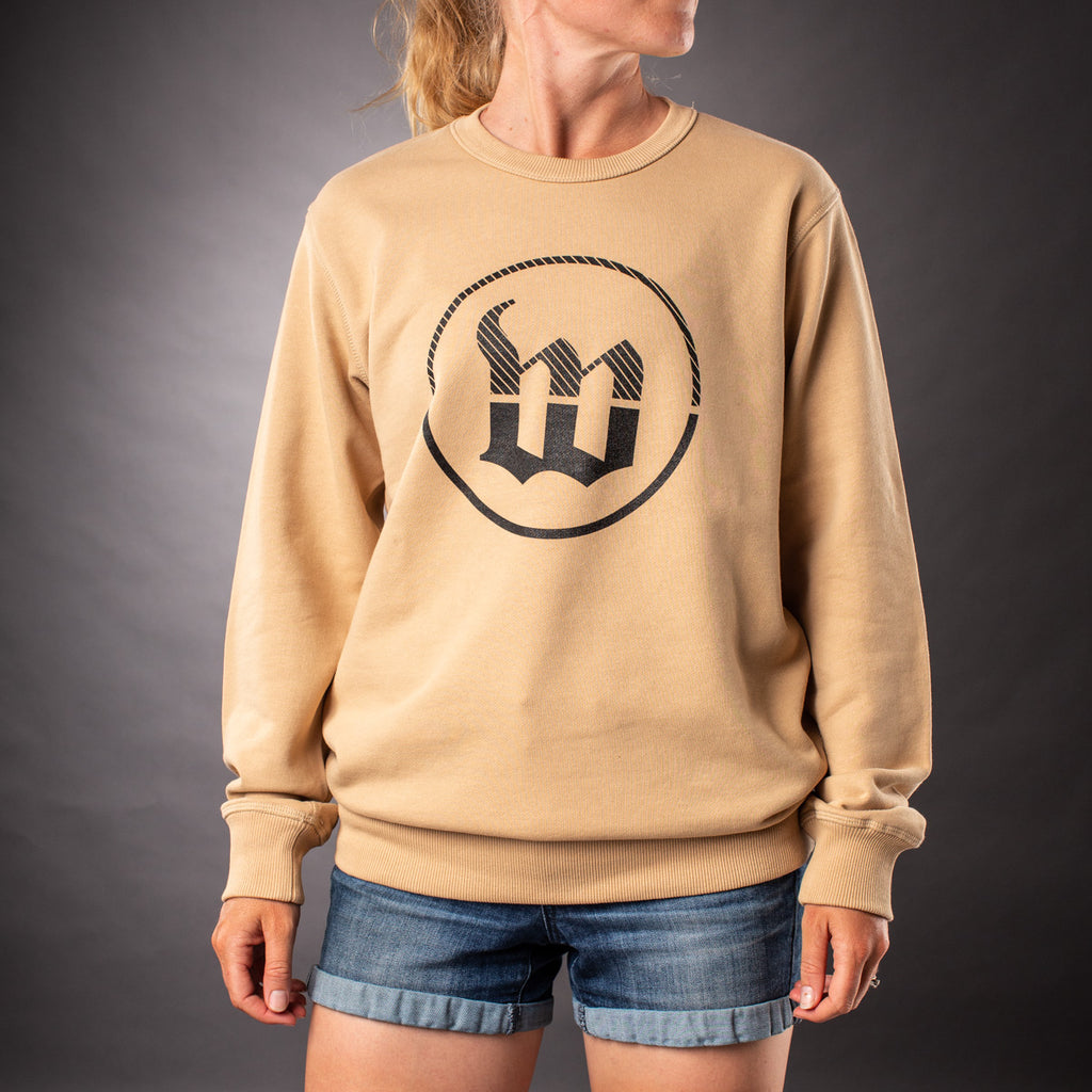 Strand Unisex Pullover - Tan