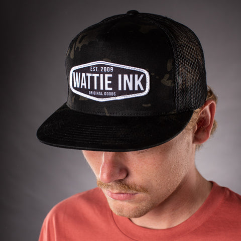 Diamond Logo Hat - Camo