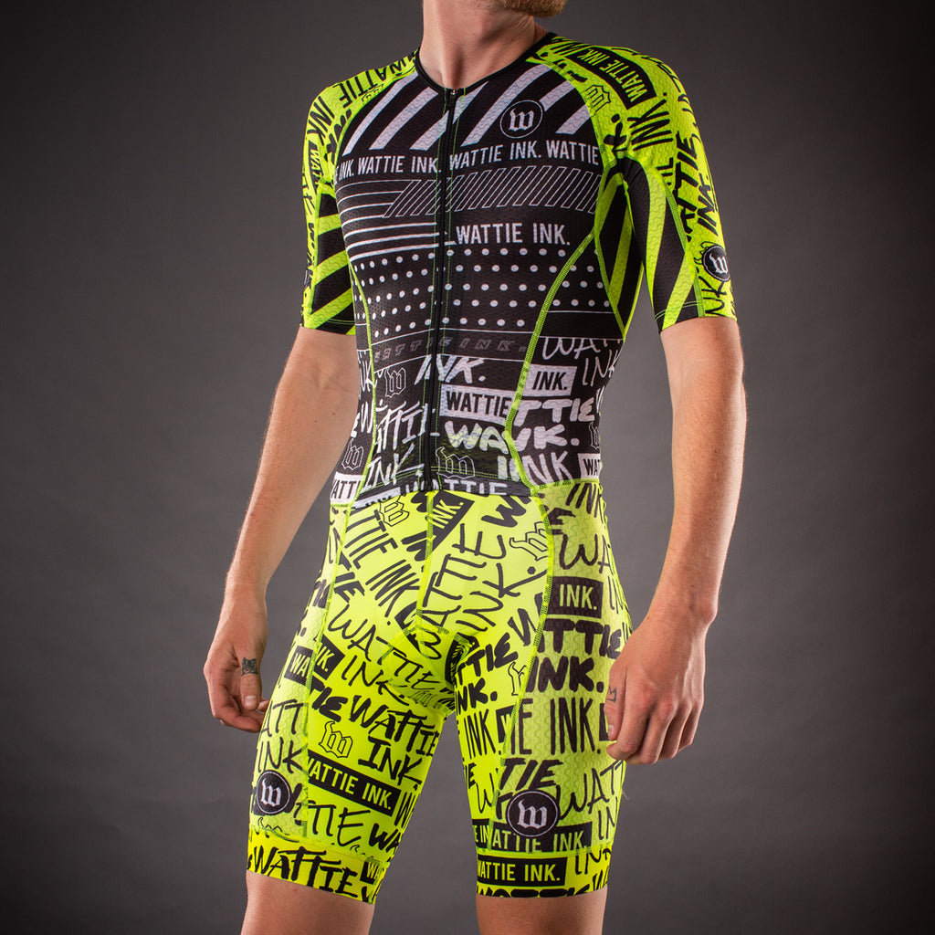Men's Street Punk Champion 2.0 Tri Suit
