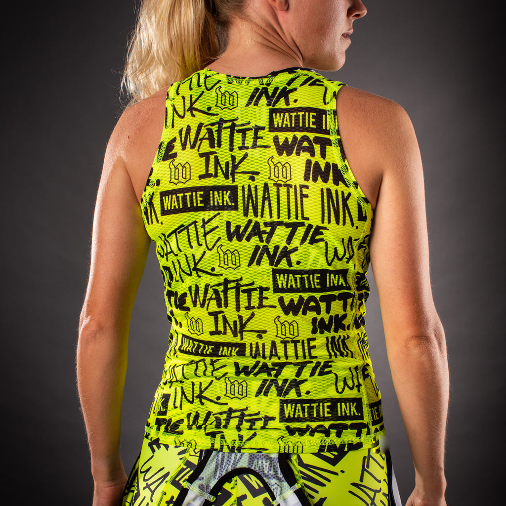 Women's Street Punk Contender Baselayer