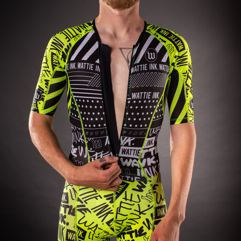 Men's Street Punk Champion 2.0 Tri Suit-hover