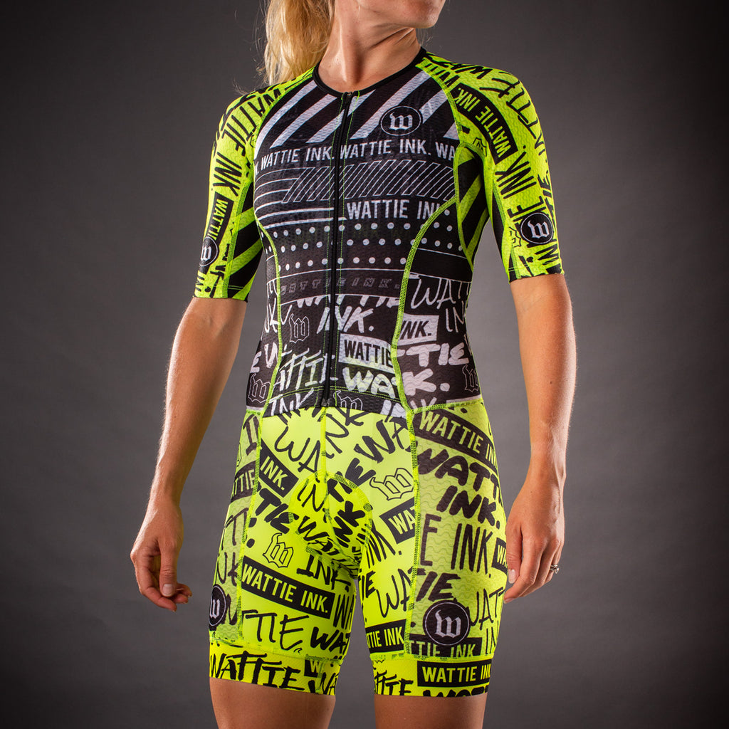 Women's Street Punk Champion Speedsuit