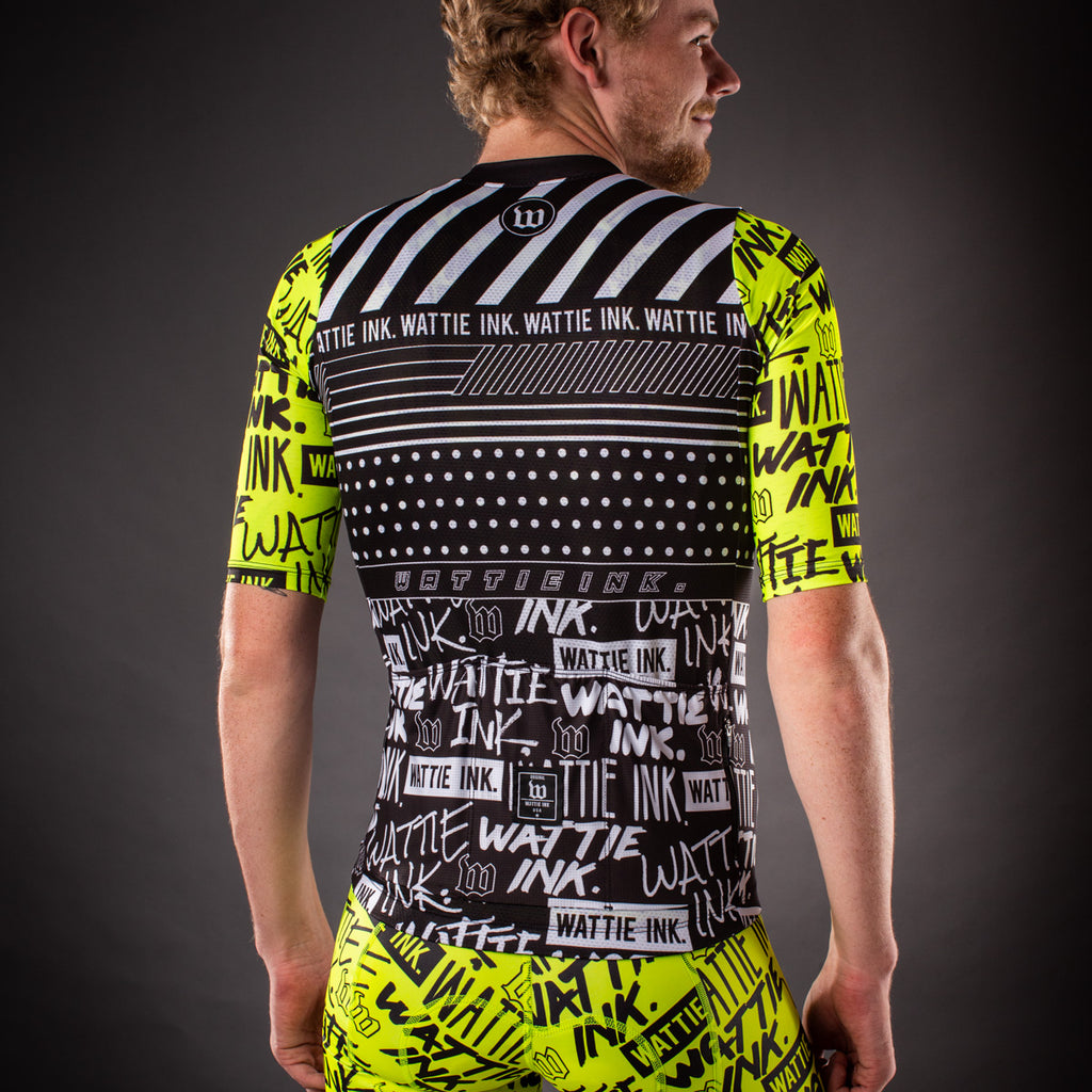 Men's Street Punk Contender 2.0 Cycling Jersey