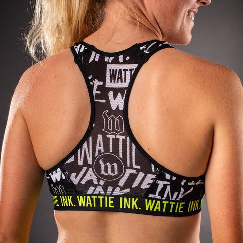 Women's Street Punk Race Bra