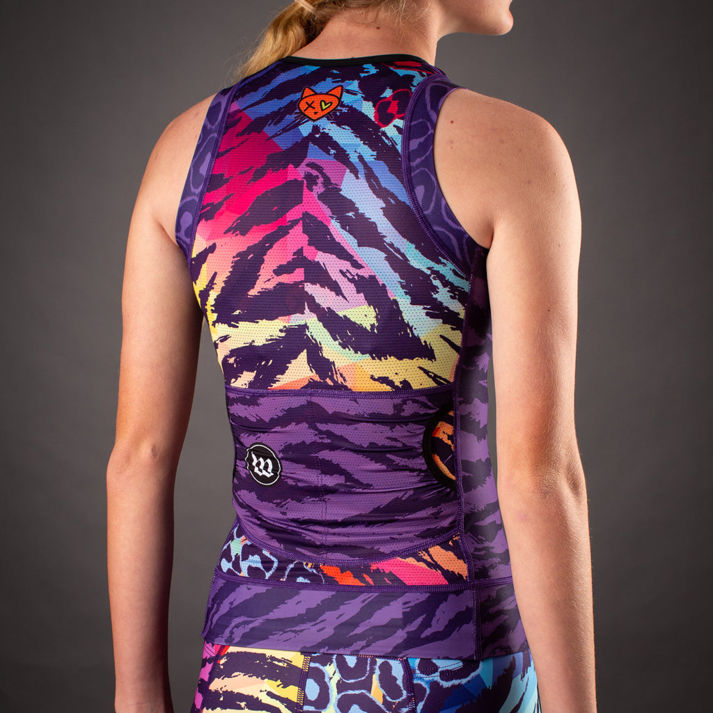 Super Kitty 3 Contender 2.0 Womens Tri Top