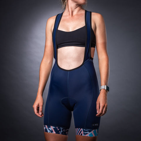 Women's Endless Summer Contender Bib Short