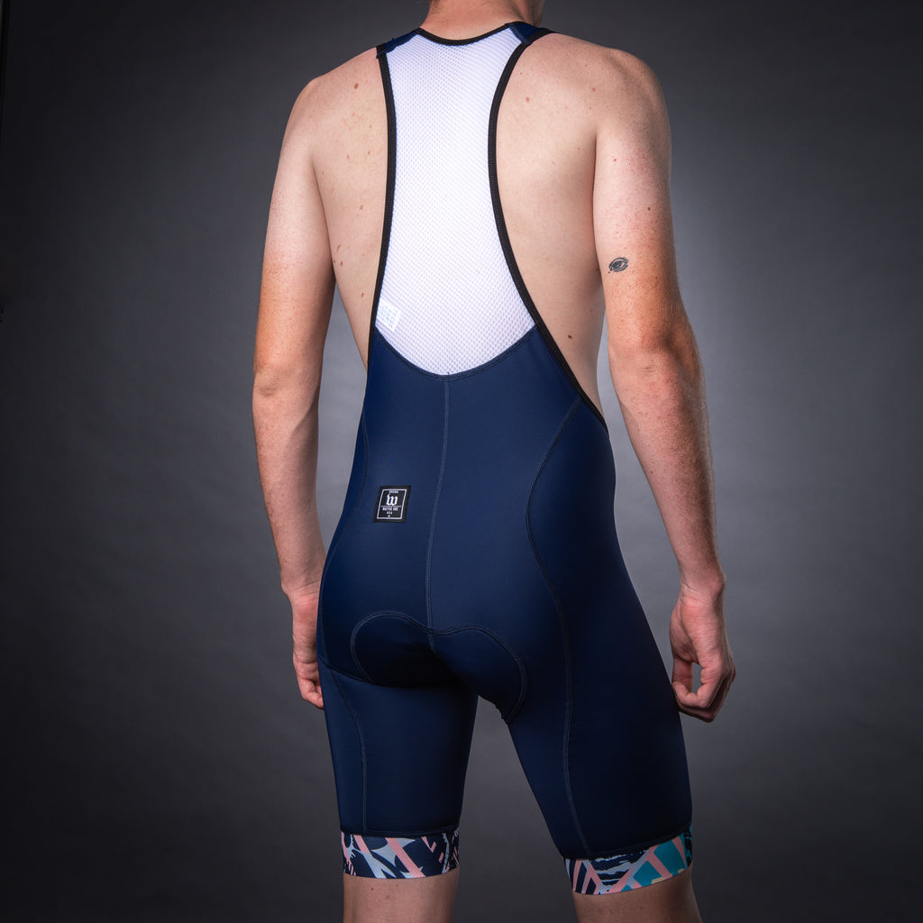 Men's Endless Summer Contender Bib Short