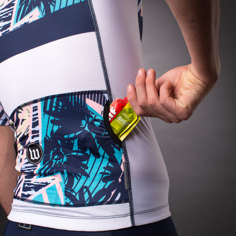 Men's Endless Summer Contender Tri Aero Jersey-hover