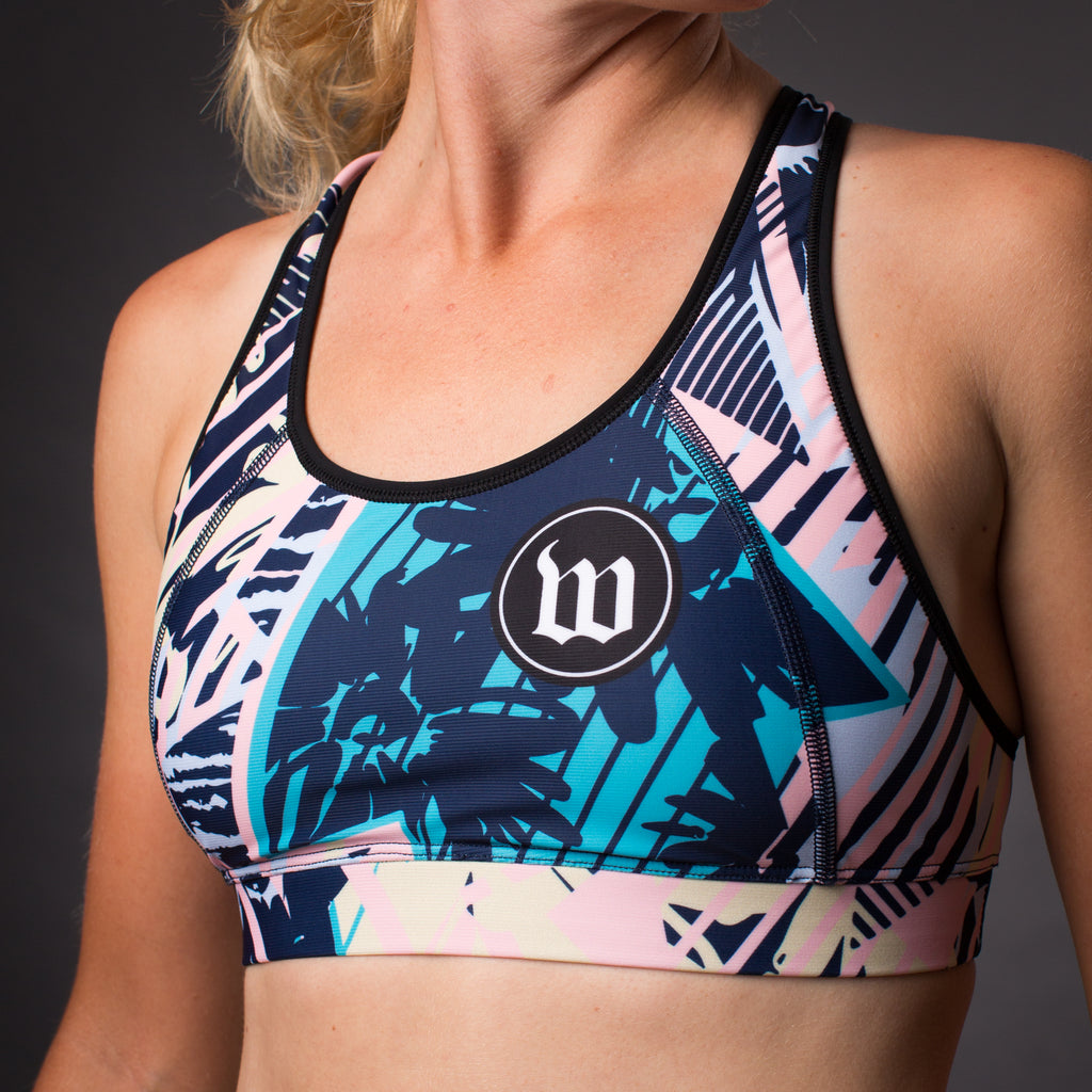 Women's Endless Summer Contender 2.0 Race Bra