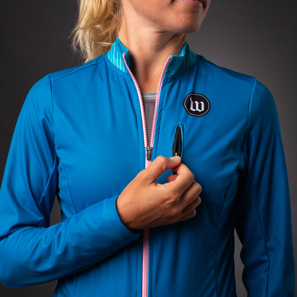 Women's Recon Double Threat Jacket - Teal