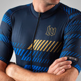 Men's AXIOM Road Contender 2.0 Aero Cycling Jersey - Azul