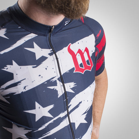 Men's Freedom 2.0 LTD - Contender 2 Cycling Jersey