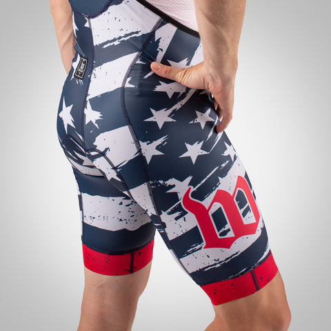 Men's Freedom 2.0 LTD - Contender Bib Short