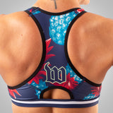Cabana - Women's Race Bra - Pineapple